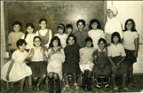 Fifth grade at Beit -Yaakov 1965