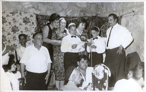 The Bar-Mitzvah of Moti and Jackie Buhbut